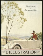 Front Cover of Tourisme et Automobile