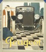 Advert for Peugeot Cars
