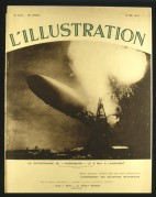 L'Illustration front cover of 1937