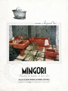 Advert for Mingori Bathroom Suites