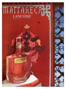 Advert for Marrakech Perfume