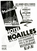 Advert for French Hotels