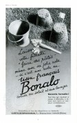 Advert for Bonalo French Dresses