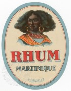 Rhum Martinique label
