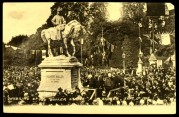 Unveiling of Sir Redvers Buller Statue