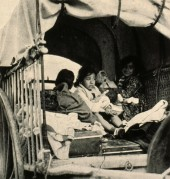 Gypsy Children in England