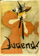 Front Cover of Jugend magazine, November 1897