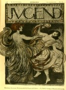 Front Cover of Jugend magazine, September 1897