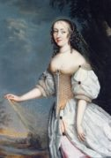 Portrait of Louise Bouthillier