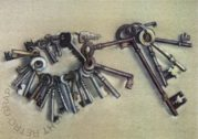 Two Bunches of Keys