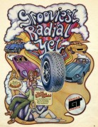 Hippie Style Advert for India GT Tyres
