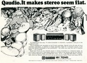 Advert for Quadio