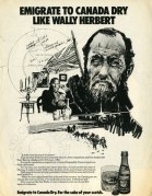 Canada Dry Advert with Wally Herbert