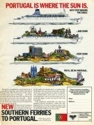 Southern Ferries Advert