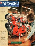 This young enthusiast is most interested in the Volvo 122S engine