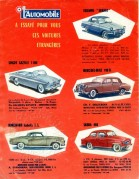 A Feature on Foreign Cars