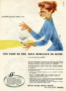 Advert for Tea with Sugar
