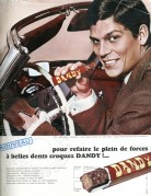 Advert for Dandy Chocolate
