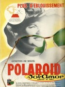Advert for Polaroid Sunglasses