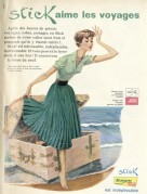 Advert for STICK Clothes Freshener