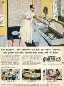 Advert for Formica