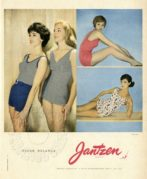 Advert for Jantzen Swimming Costumes
