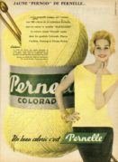 Advert for Pernelle Wool