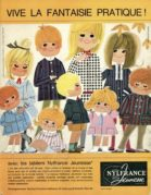 Advert for Childrens Aprons
