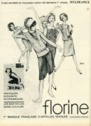 Advert for Florine Stockings