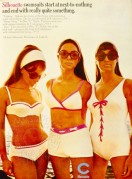Silhouette swimsuits advert