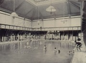 Kensington public baths