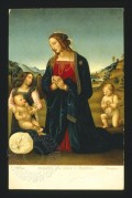 Maddona with Child, St John and St Elizabeth