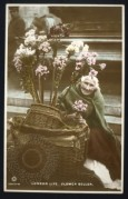 A Flower Seller in London