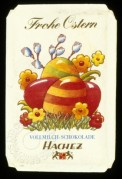 German Advert for Easter Chocolate