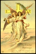 An Easter Message from Two Angels