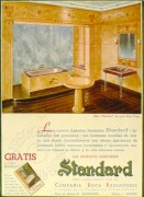 Spanish advert for Standard bathrooms