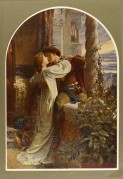 Romeo & Juliet – The balcony scene