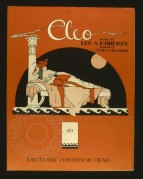 "Record cover for ""Cleo' by Lee S. Roberts"