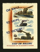 On Rails, On Ships, To Victory