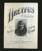 Music cover for Dreyfus A Reverie by Ezra Read