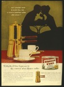 Press advert for Medaglia D'oro Expresso Coffee