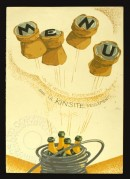 Advert for Kinsite wine