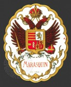 Label for Marasquin Licqueur