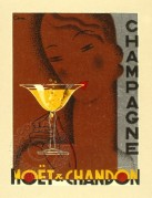 Poster for Moet & Chandon Champagne