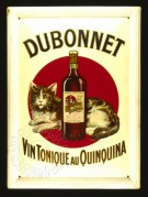 Framed poster for Dubonnet Tonic Wine
