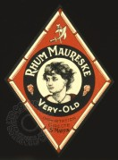 Rhum Maureske Label