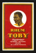 Rhum Toby Label