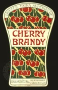 Cherry Brandy Label