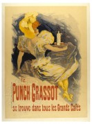 Advert for Grassot Punch