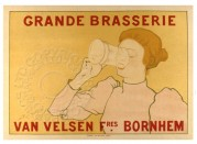 Poster for Van Velsen Brewery